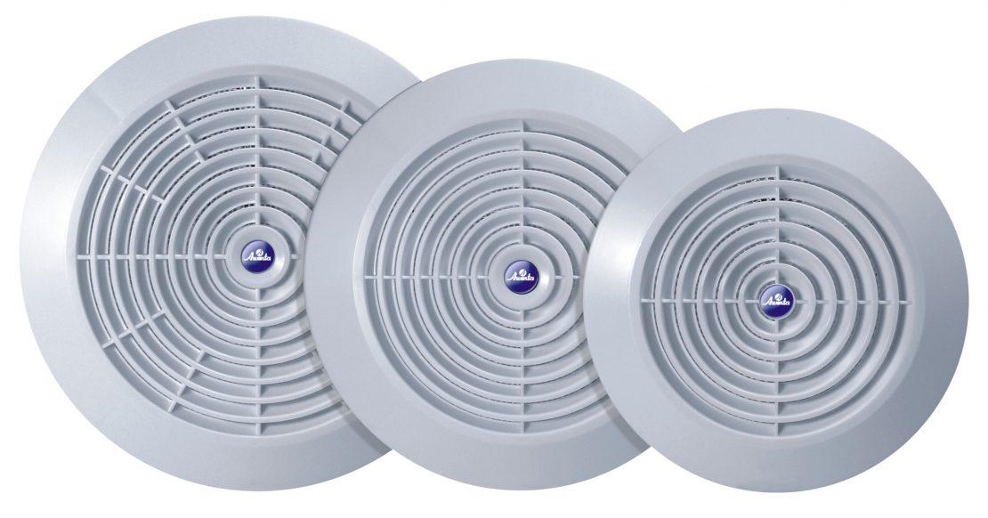 Вентиляционные решетки для натяжных потолков