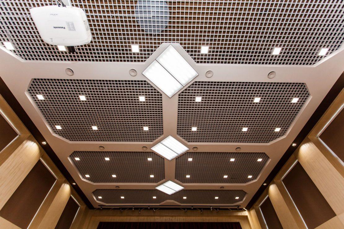 разновидности ячеистых потолков