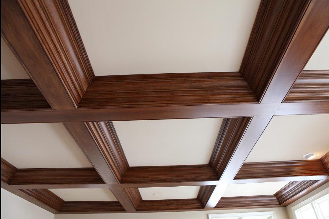 кессонные потолки